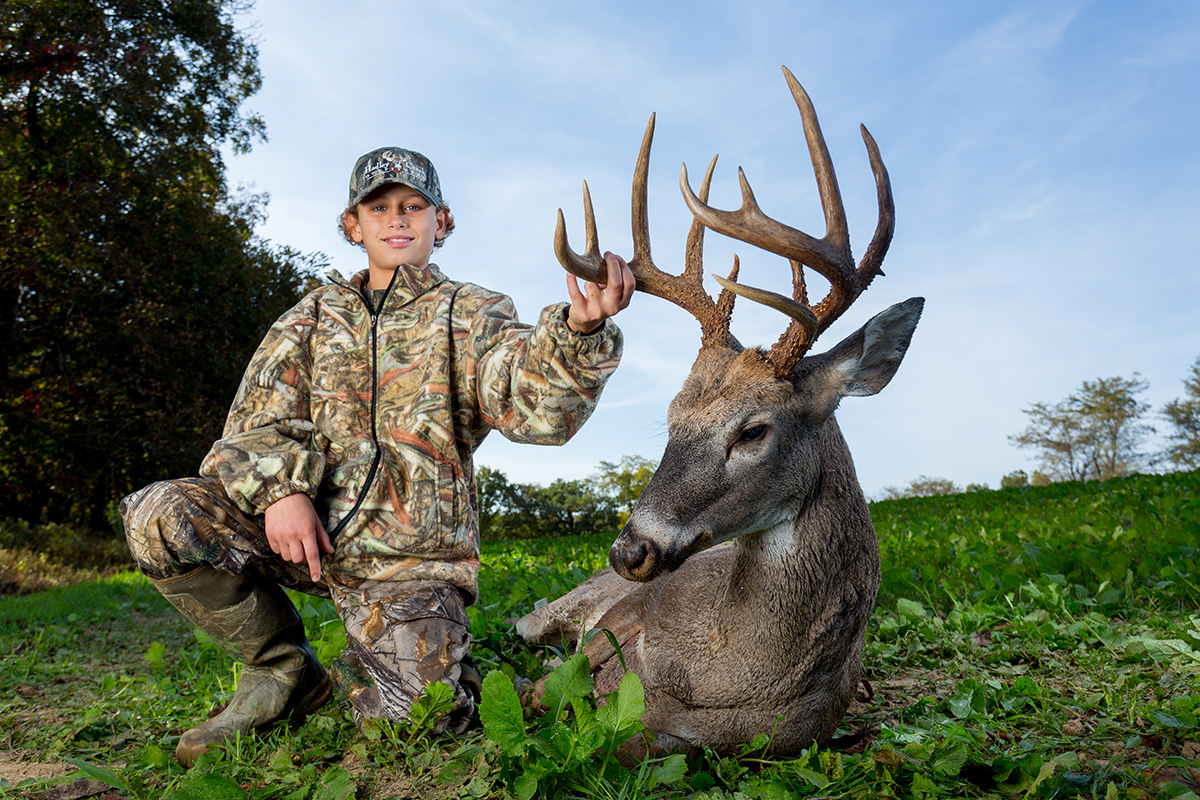 Youth Whitetail Deer Hunt